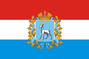 サマラ州州旗