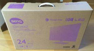 BenQ モニター ディスプレイ GW2406Z 23.8インチ