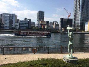 隅田川遊覧船