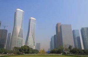 中国杭州市